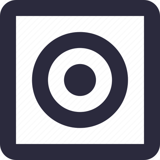 camera focus, focus selector, focus square, focus tool, target icon