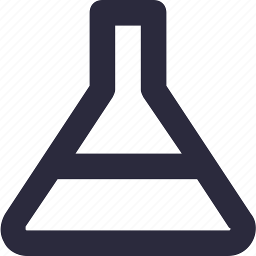Experiment, flask, lab flask, laboratory, research icon - Download on Iconfinder