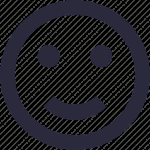 emoticon, expressions, feeling, happy, smiley icon