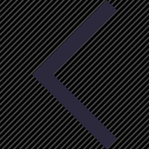directional arrow, left arrow, left direction, navigational, road sign icon