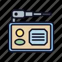 audio, microphone, multimedia, radio, set, sound, wifi icon