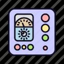 bug, microphone, multimedia, radio, radio-bug, set, sound icon