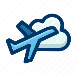 air, transport, transportation, travel, vacation, vehicle icon