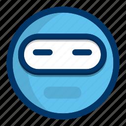 avatar, emoticon, face, ninja, person, profile icon