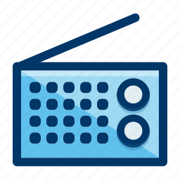 antenna, radio, signal, technology, wireless icon