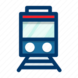 locomotive, train, transport, transportation, vehicle icon