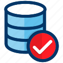 confirm, server, data, database, network, storage