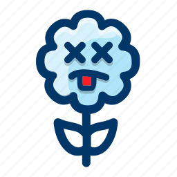 dead, ecology, floral, flower, garden, nature icon