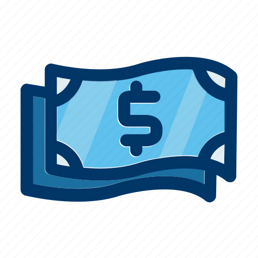 bills, business, currency, dollar, finance, money, payment icon
