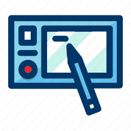 design, drawing, electronic, electronics, tool, tools icon