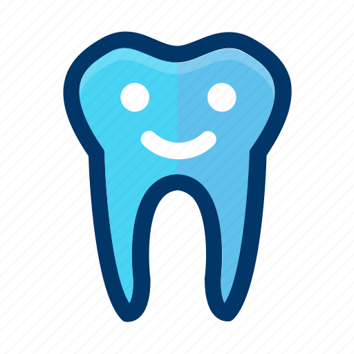 dental, dentist, happy, smile, teeth, tooth icon