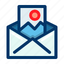 image, message, chat, communication, email, mail