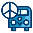 bus, peace, transport, transportation, travel, vehicle