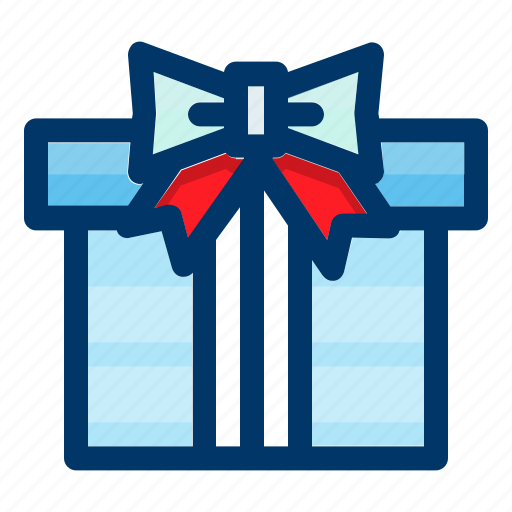 birthday, box, christmas, decoration, gift, package, present icon