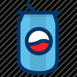 beverage, can, drink, soda, soft drink, softdrink icon