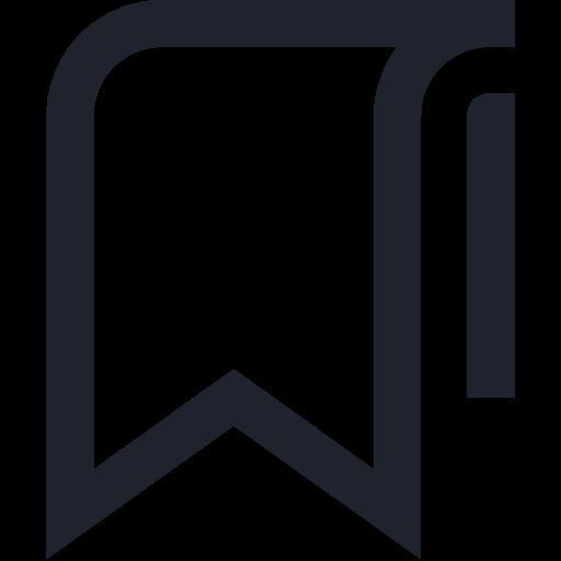 book, bookmark, flag, read, sign, symbol icon