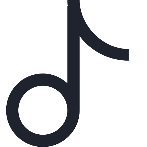 music, musical, note, play, sing icon