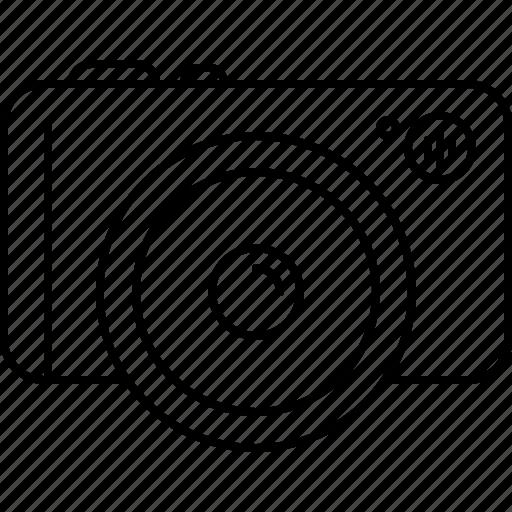 camera, device, multimedia, photography, phtoto, picture icon