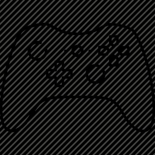 controller, game, gaming, multimedia icon