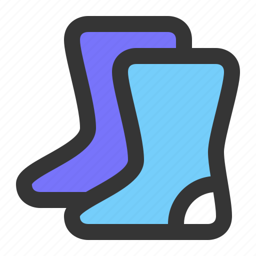 Boots, clothes, clothing, shoes, winter icon - Download on Iconfinder