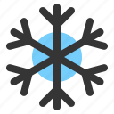 cloud, clouds, snow, snowfall, snowflake, winter icon
