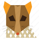 animal, cartoon, jungle, pet icon