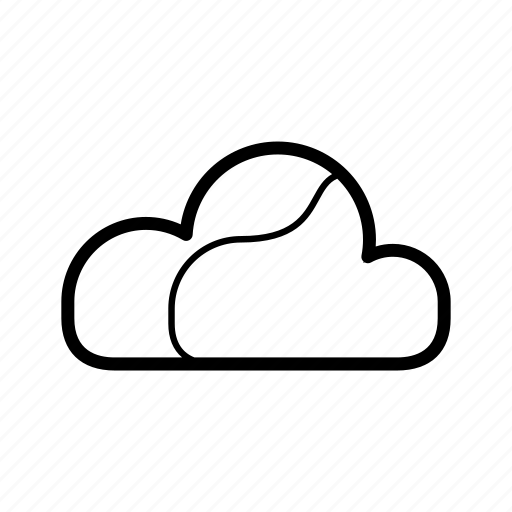 cloud, light, meteo, weather icon