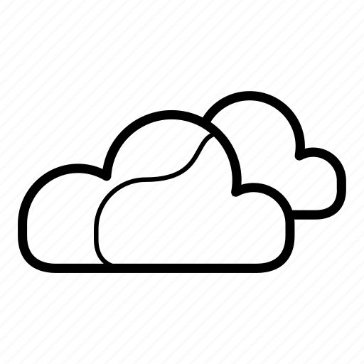 cloud, cloudly, clouds, meteo, weather icon