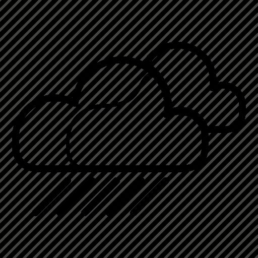 drop, meteo, rain, raindrop, water, weather icon