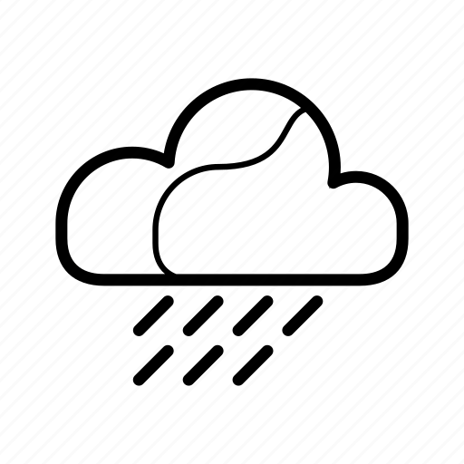 light, meteo, rain, raindrop, raining, water, weather icon
