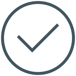 done, ok, right, success, tick, valid, yes icon