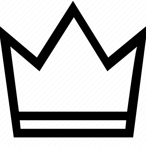 award, crown, king, prize, queen, royal, winner icon