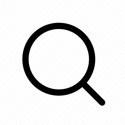 find, glass, magnifier, magnifying, search, zoom icon