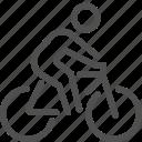 bicycle, bike, cycle, man, ride, spors, wheel