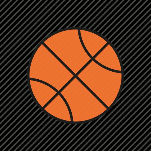 basketball, college, education, high school, school, sports icon