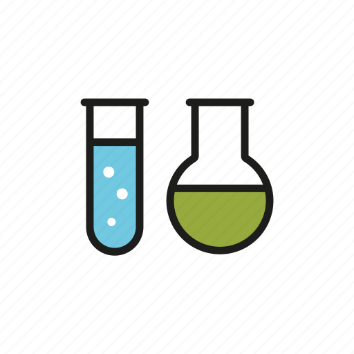 Chemistry, education, laboratory, school, sciences, test tube, university icon - Download on Iconfinder