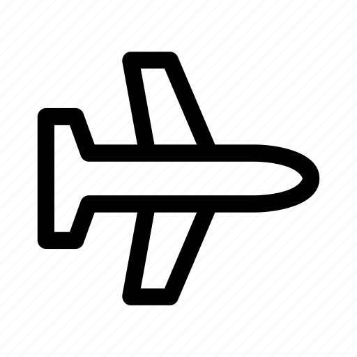 airplane, flight, fly, passanger, transportation icon