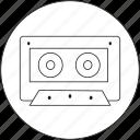 audio, tape, multimedia, music