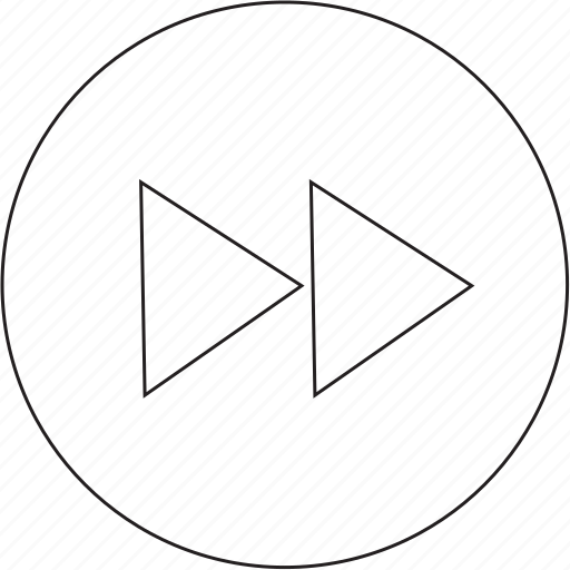 audio, forward, media, music icon