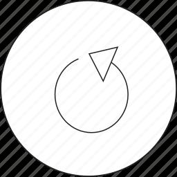 refresh, reload, repeat icon