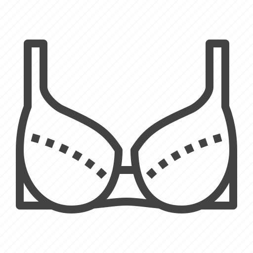 bra, cup, full, lingerie, underwear icon