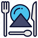 dieting, eating, food, healthy, meal, nutrition icon