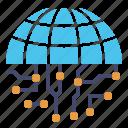 connect, global, internet, network, technology, world