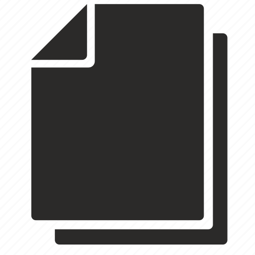 book, list, literature, paper, text icon