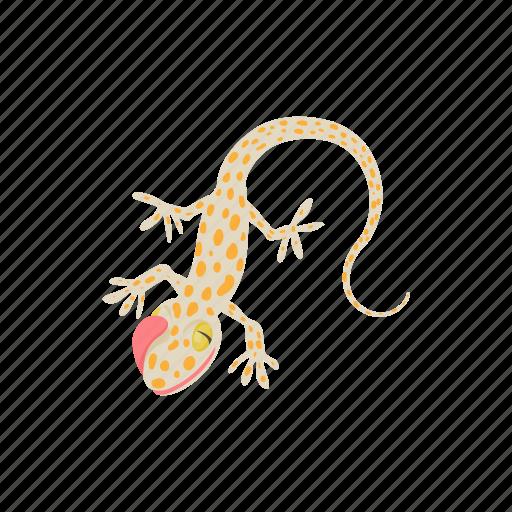 cartoon, design, gecko, lizard, reptile, salamander, tattoo icon