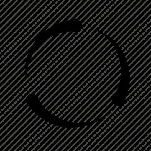buffering, download, load, loading, preloader, progress, wait icon