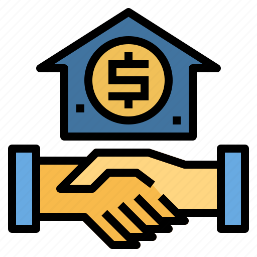 agreement, business, cooperation, handshake icon