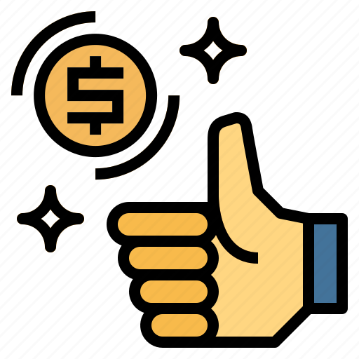 Finger, hand, like, thumb, up icon - Download on Iconfinder
