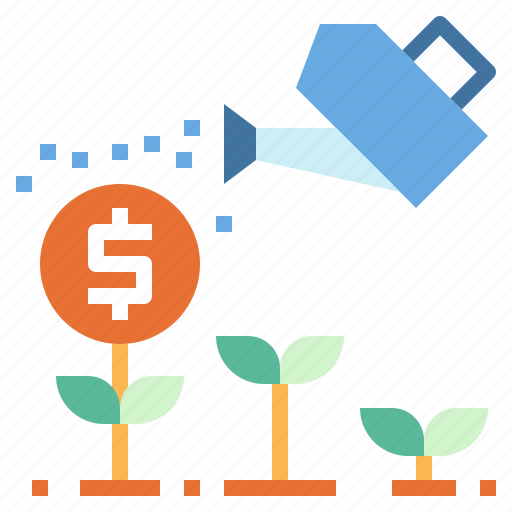 Growth, money, plant, sprout icon - Download on Iconfinder