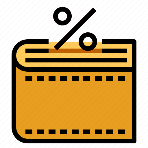 budget, wallet icon